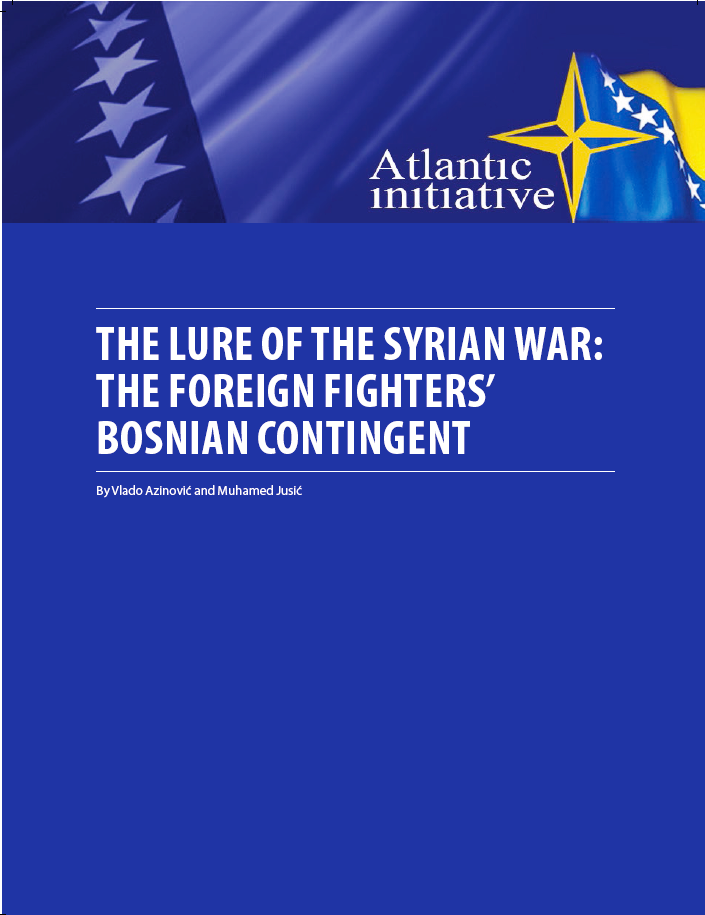 The Lure of the syrian war