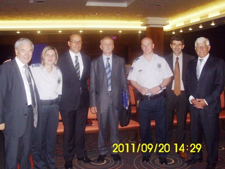 ministar i policajci RPZ
