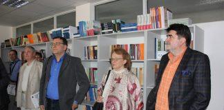 Dr Nerzuk Curak, Prof Stankovic, and Enver Djuliman