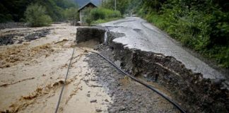 Bosnia floods August 2014